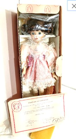 Doll Porcelain Design Debut