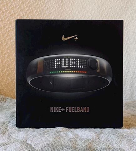 Nike+ Fuel Band Black Ice