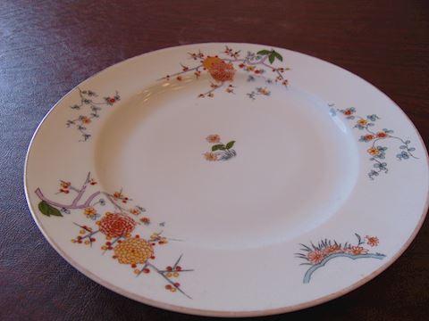 Limoge Decorative Plate