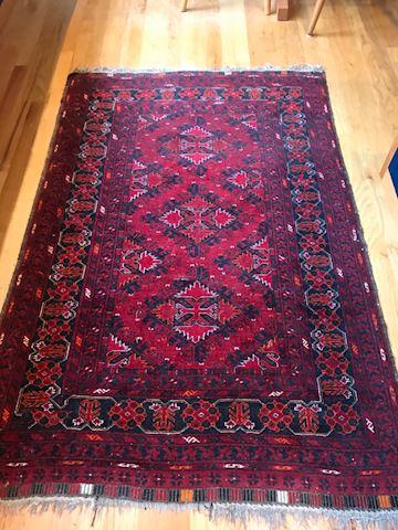 4.5 x 6 Persian rug
