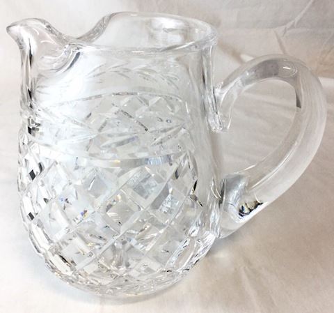 Waterford Crystal Glandore water pitcher 80S19