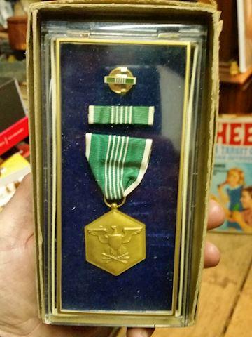 world war army medal