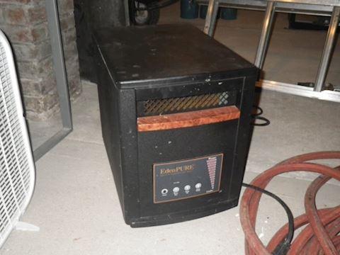 EdenPQRE Gen3 Space Heater