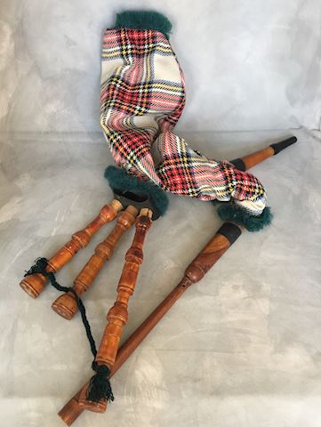 Decorative Display Bag Pipes