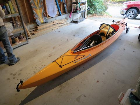 Two Person Wilderness Pamlico 145T Kayak