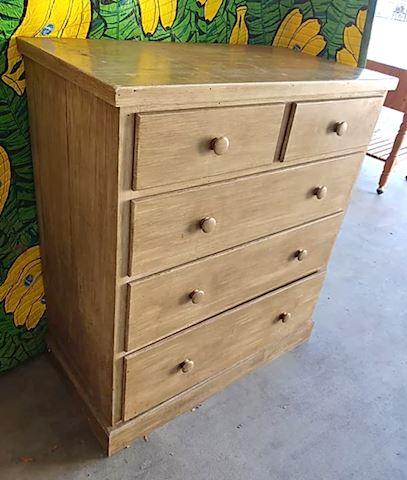 Dresser Chest Distressed