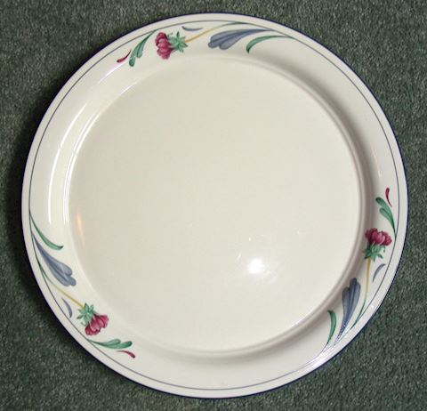 Lenox-Chinastone-Poppies-On-Blue-Chop-Plate-Round