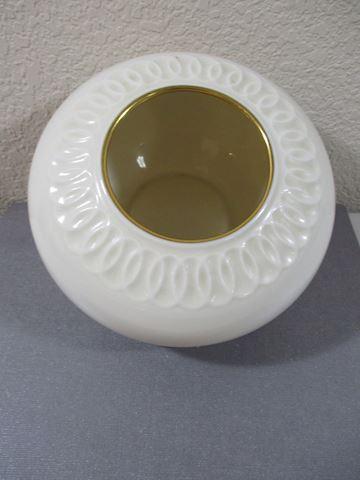 "Pot Belly Gold Trim Lenox Bowl 41/2"""