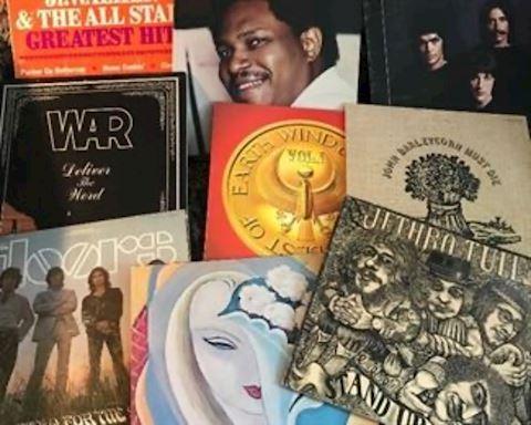 Classic Rock, Jazz, R&B