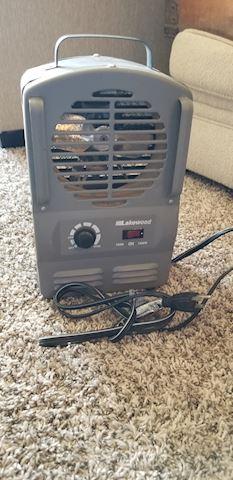 Lakewood electric heater