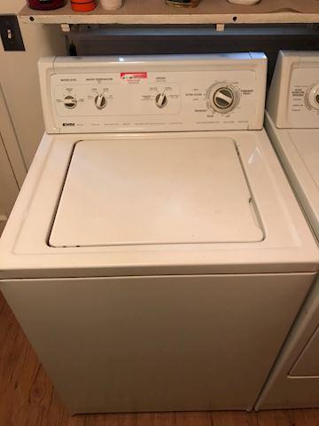 Kenmore washing machine 80 series heavy duty