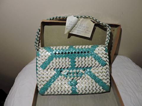 VINTAGE Handbag Wilma Lee Cooper, Grand Ole Opry