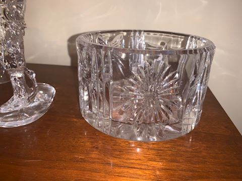 5 pieces Waterford crystal