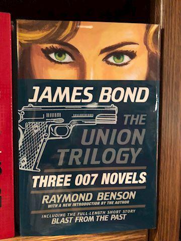 Ian Fleming James Bond Books - 5 Total
