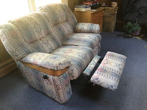Loveseat - Dual Recliners