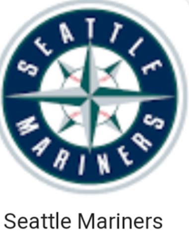 Collection of 150 Seattle Mariners Baseball Cards