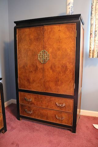 Century Chin Hua Asian Wardrobe