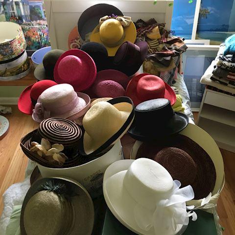 Fancy Hat Lot