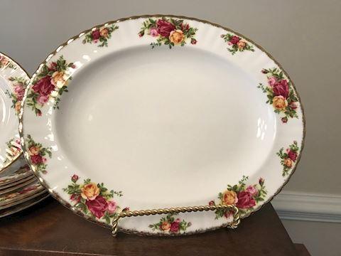 Royal Albert Old Country Roses China - Platter
