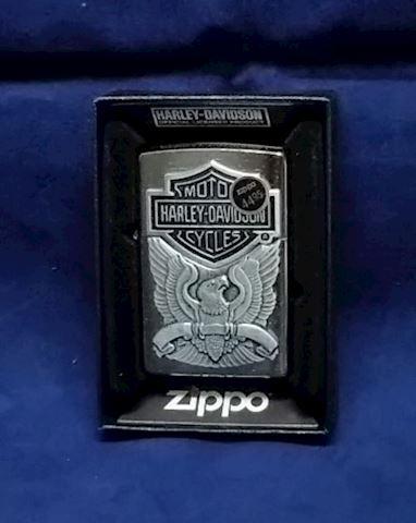Zippo Lighter-Harley-Davidson