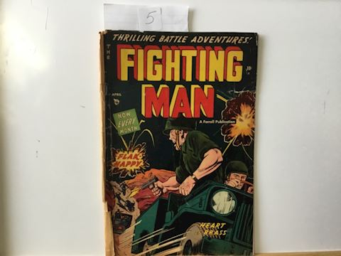 Fighting man ...april