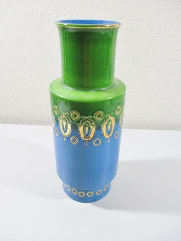 "Italian Vintage Vase signed Italy #990 12.50"""