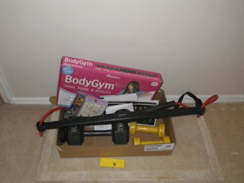 Exercise Equipment (Lot #9)