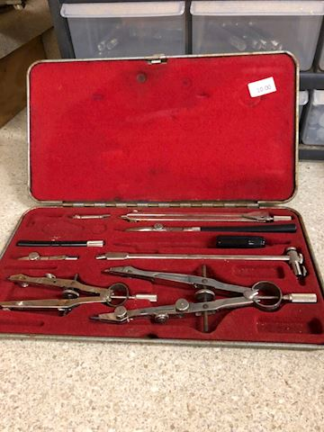 Gramercy drafting set