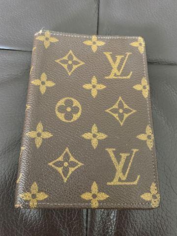 Louis Vuitton nookbook