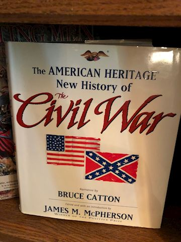 Civil War Books - 7 Total