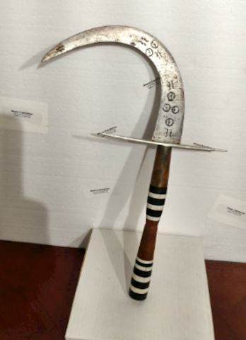 Shotel African Curved Sword
