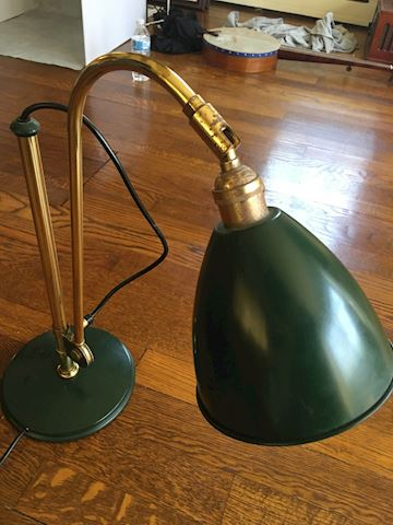 Baldinger Architectural Desk Lamp
