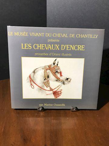 Liv.  585.  Les Chevaux D'Encre by Marine Oussedik