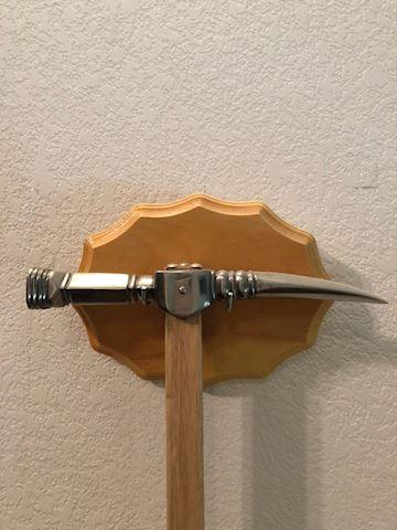 Medieval War Axe or Pickaxe