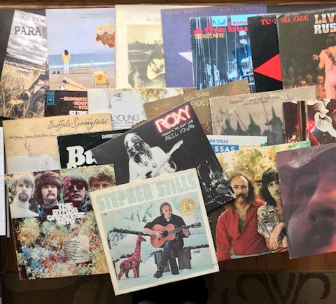 21  Neil Young/ Buffalo Springfield/ Stills/Crosby