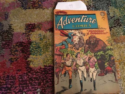 Adventure comics 196