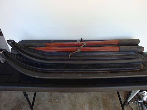 snowmobile tie downs & ski skins lo... 128