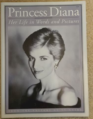 Princess Diana - Her Life in Words & Pictures Mag