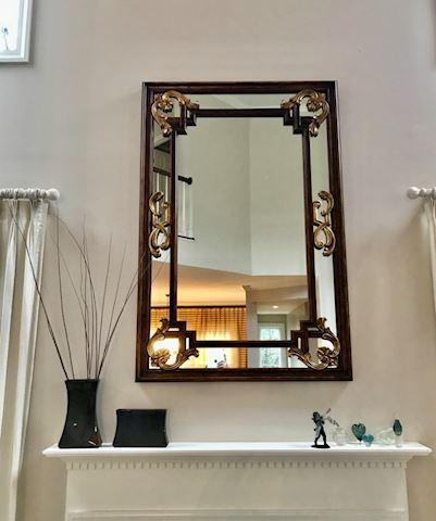 One Florentine mirror