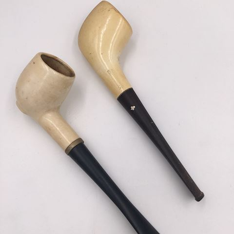 Lot of 2 Pipes