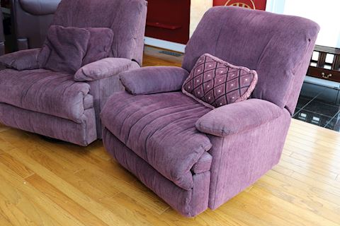 Sherrill Motioncraft Reclining Chair (1 of 2)