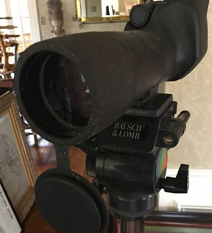 Bausch & Lomb Spotting Scope on Stand