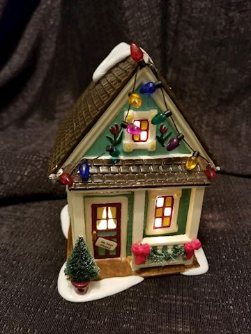 Department 56 Let's Play House
