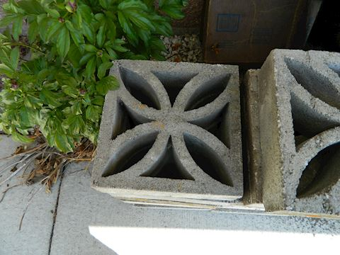 19 Decorative Concrete Blocks