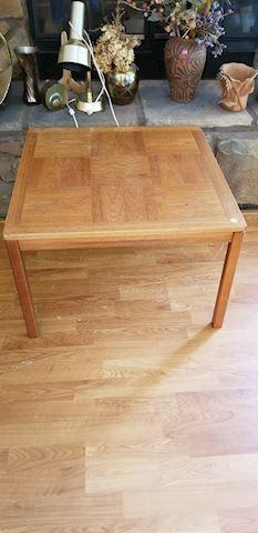 Danish modern design end table