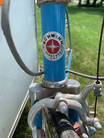 Mens Schwinn Bicycle Lot #144