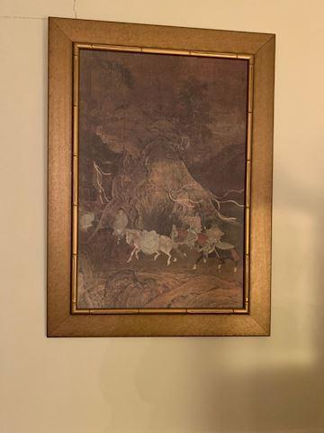 """LIV  123  Asian  Art   """"B"""""""