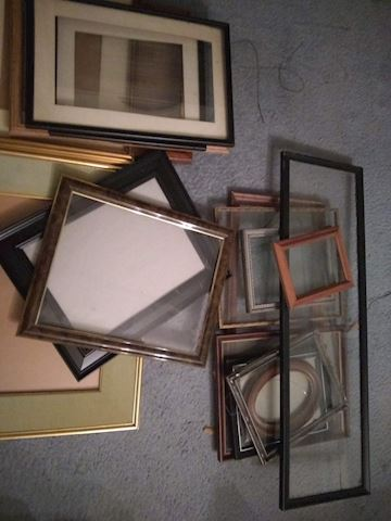 """MB  315  """"Assorted Picture Frames"""""""
