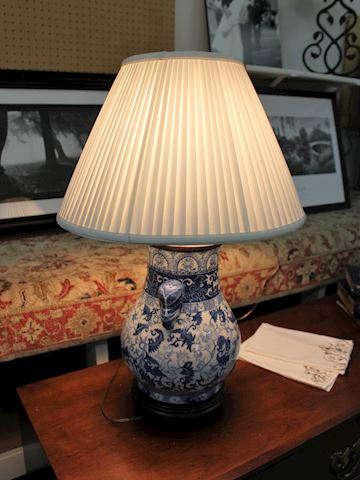 Frederick Cooper Asian Jar Table Lamp