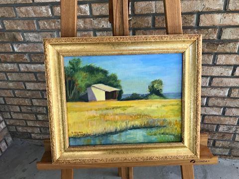 Local Artist Lillian Goodman Original